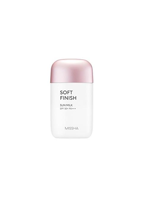 Missha All Around Safe Block Soft Finish Sun Milk Spf50+/Pa+++_40Ml Renksiz